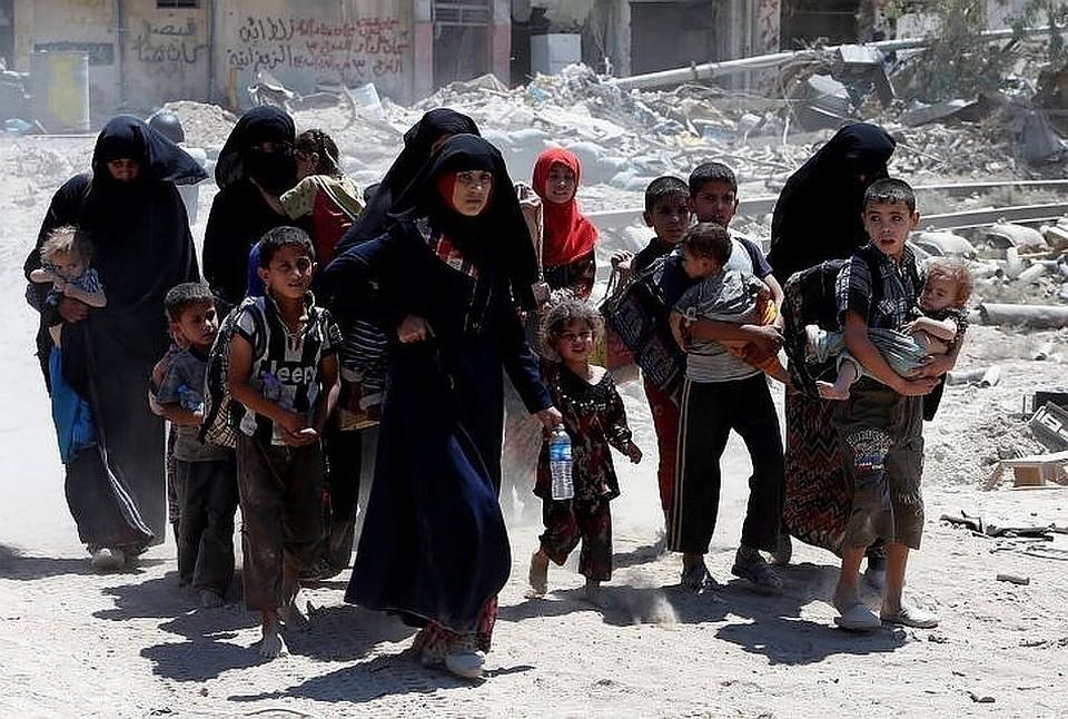 Дети осужденных за терроризм в Ираке россиянок вернутся в Россию