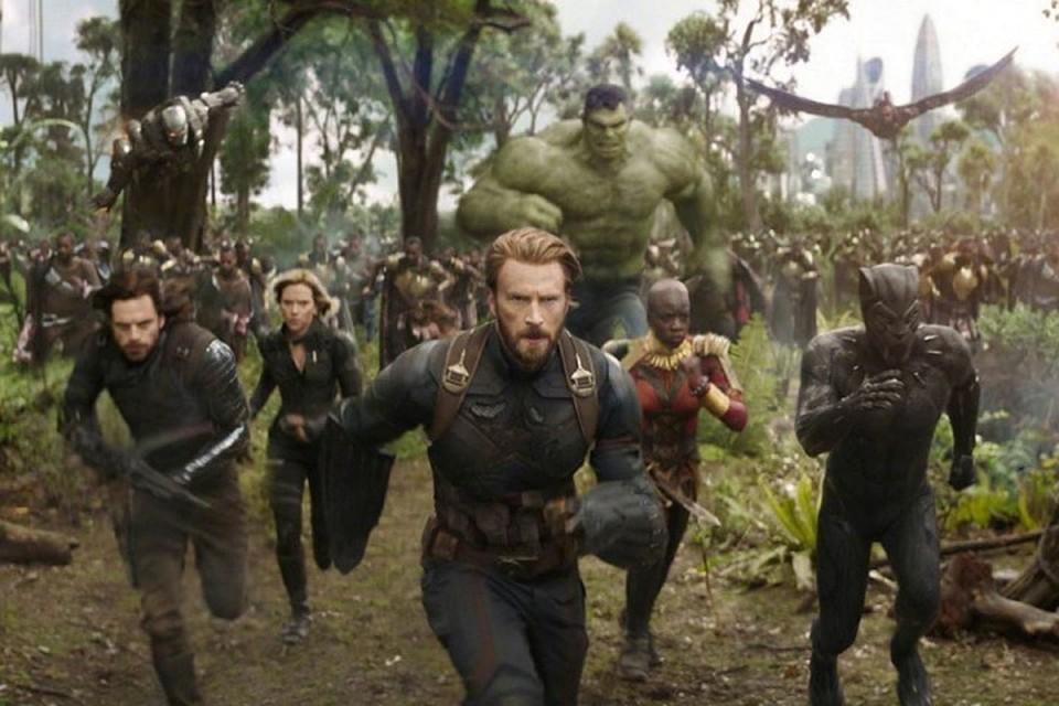 """Новая картина от Marvel и Disney """"Мстители: Войны бесконечности"""" за первый уик-энд собрала $630 млн"""