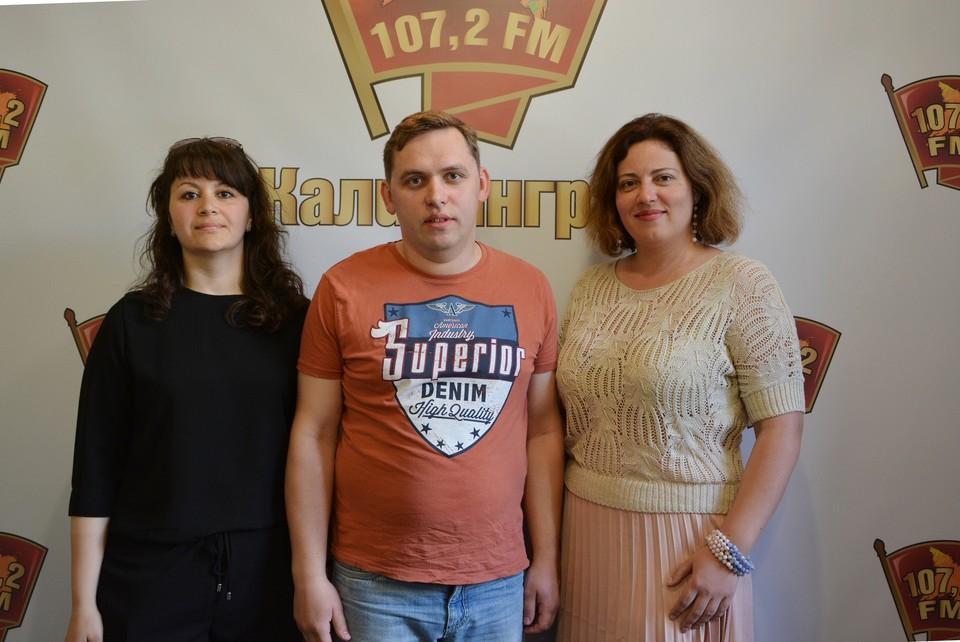 Страна других. Эльнара Шелкорина, Андрей Громнюк и Екатерина Сильянова