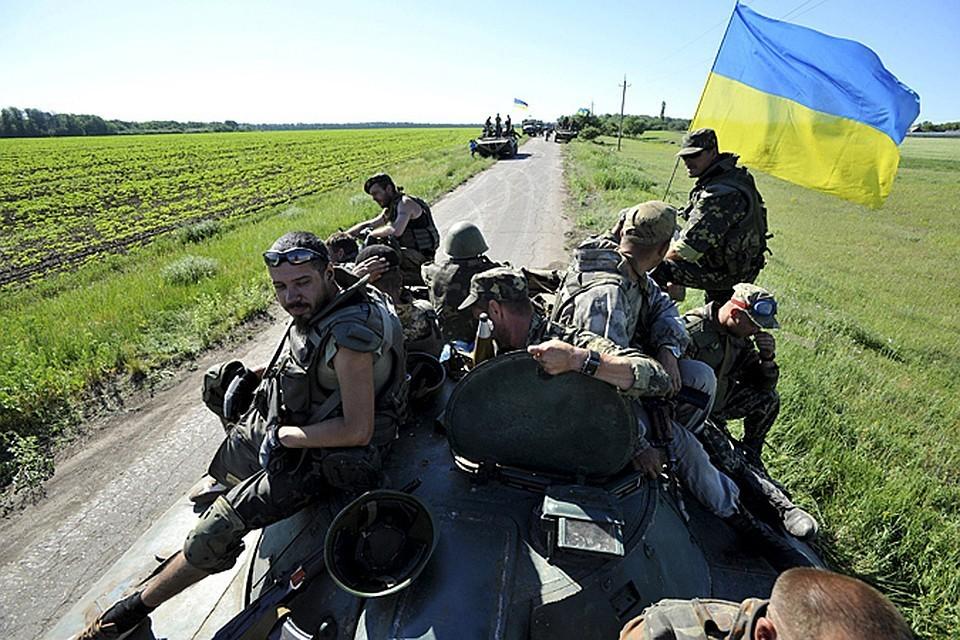 ДНР: ВСУ понесли большие потери при попытке прорыва у Горловки