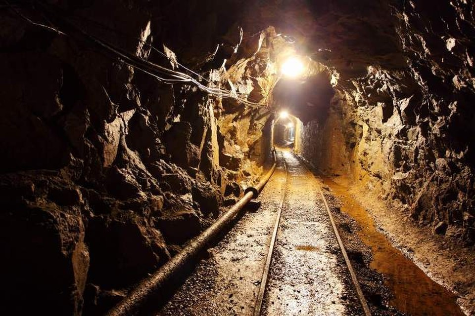 "На кузбасской шахте ""Грамотеинская"" произошло задымление Фото: АКО"