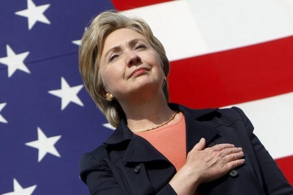 Американские политики считают, что Хиллари Клинтон позорит США