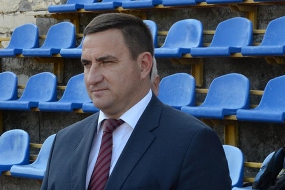 Андрей Ростенко возглавлял администрацию Ялты с ноября 2014 по июль 2017 года. Фото: Пресс-служба администрации Ялты