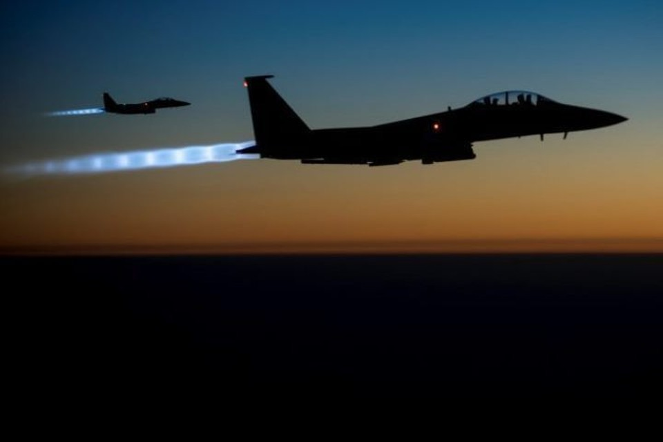 Израильские истребители снова нанесли удар по объектам ХАМАС