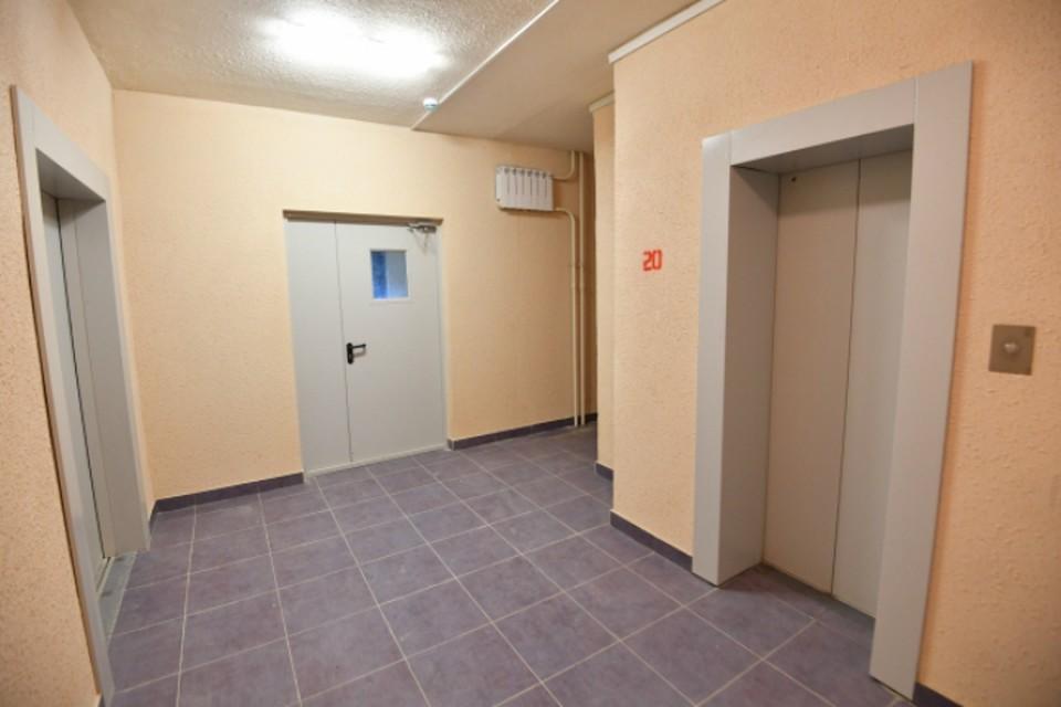 В жилых домах Хабаровского края заменят более 300 лифтов