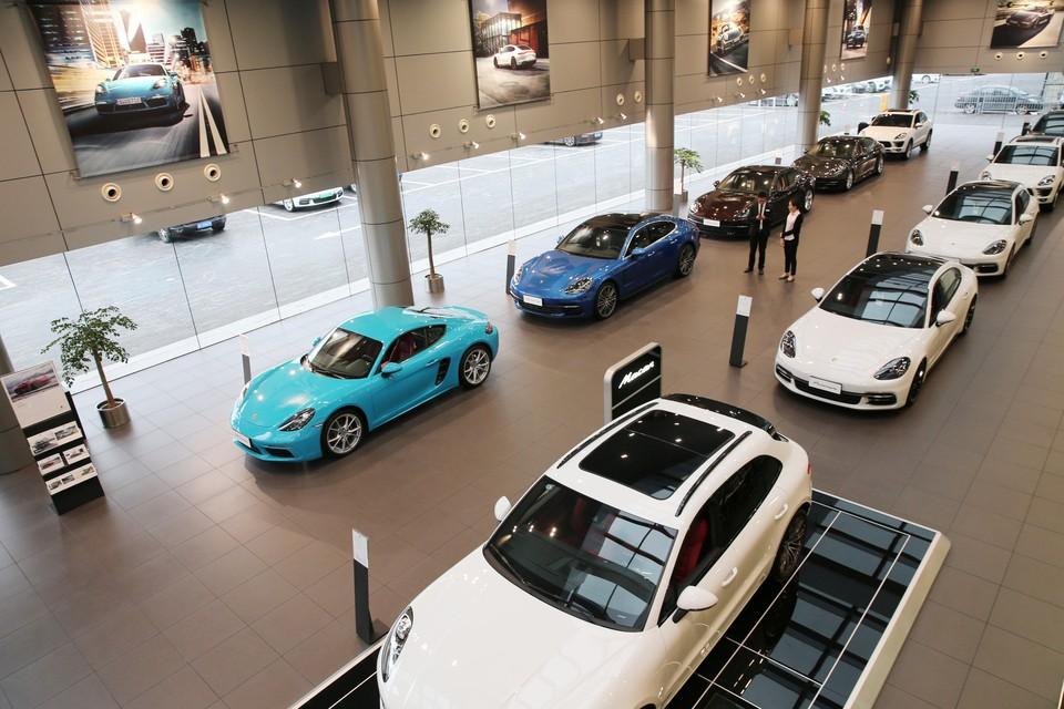 Дата возобновления продажи автомобилей Porsche в Европе пока неизвестна