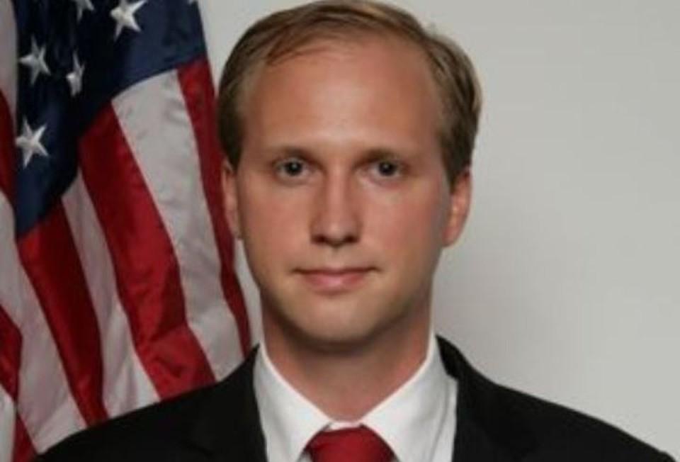 Самовыдвиженец в Конгресс США Натан Ларсон