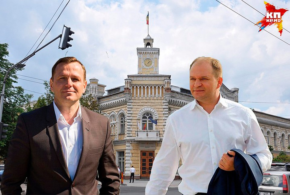 Во второй тур выборов мэра Кишинева 2018 вышли Андрей Нэстасе и Ион Чебан