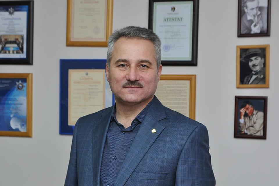 Николай Бэтрынча, бывший сотрудник правоохранительных органов