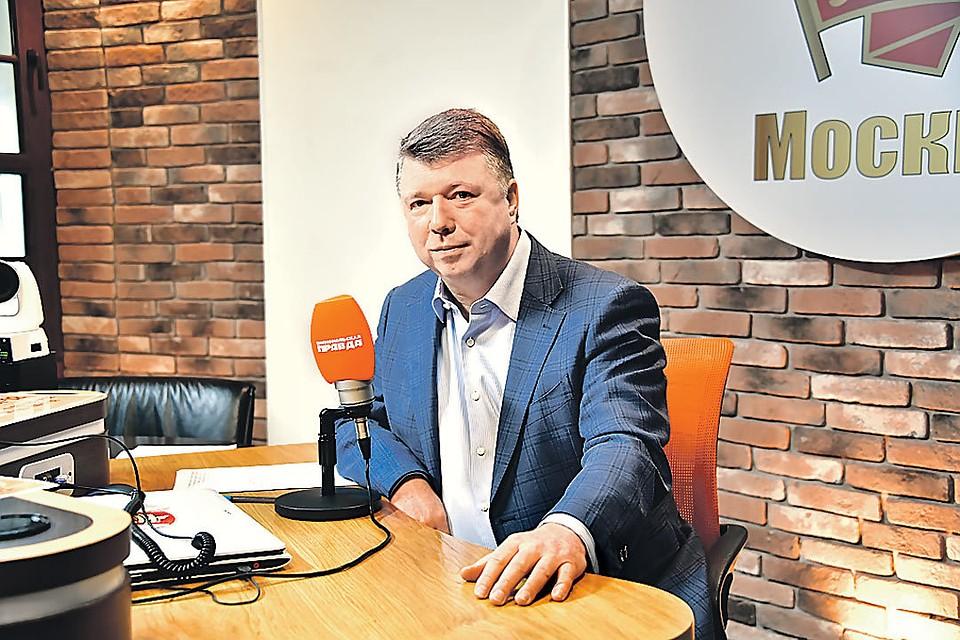 Министр столичного правительства Владимир Черников: - Никакого 101-го километра не будет.