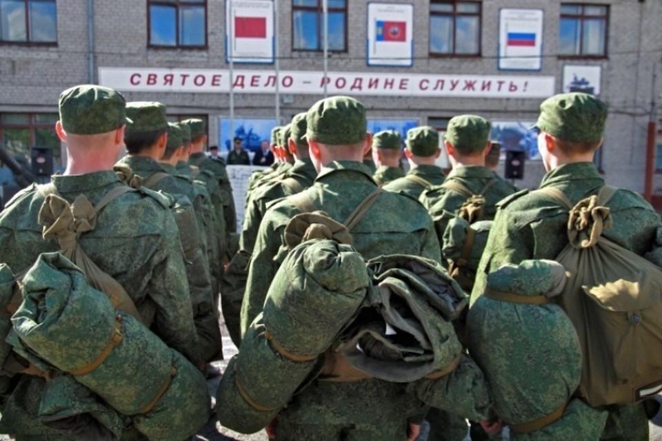 В России изменятся правила призыва в армию