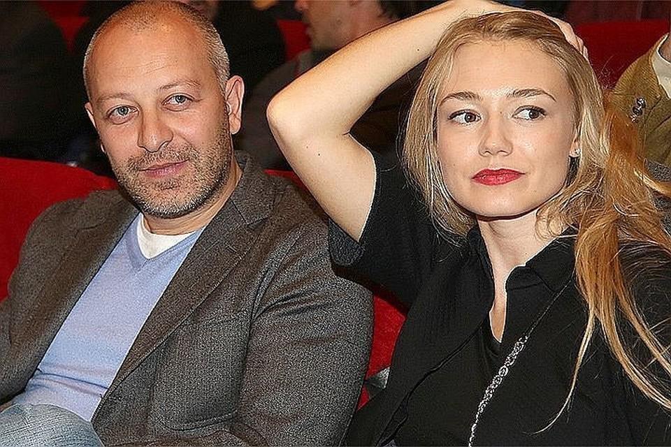 Оксана Акиньшина и Арчил Геловани поженились в 2012 году.
