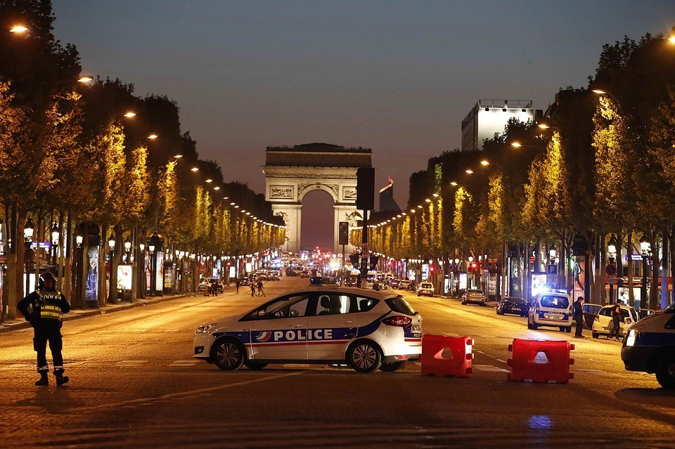 В центральном районе Франции предотвращён теракт