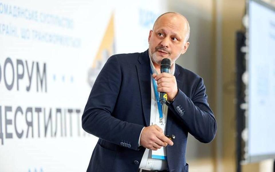 Глава Национальной общественной телерадиокомпании Украины (НОТУ) Зураб Аласания.