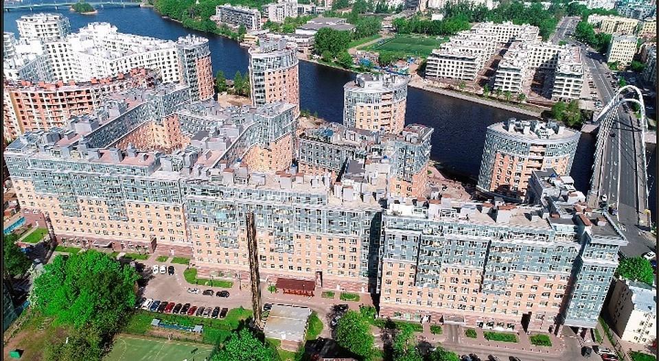 Жилой комплекс «Премьер Палас». Автор фото Компания Л1