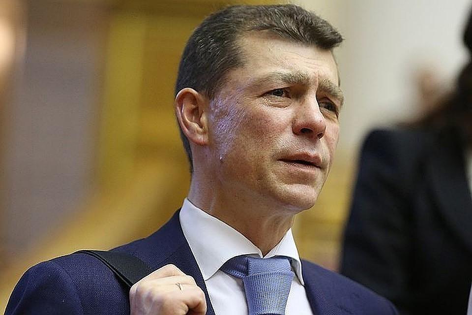 Глава Минтруда Максим Топилин. Фото: Петр Ковалев/ТАСС