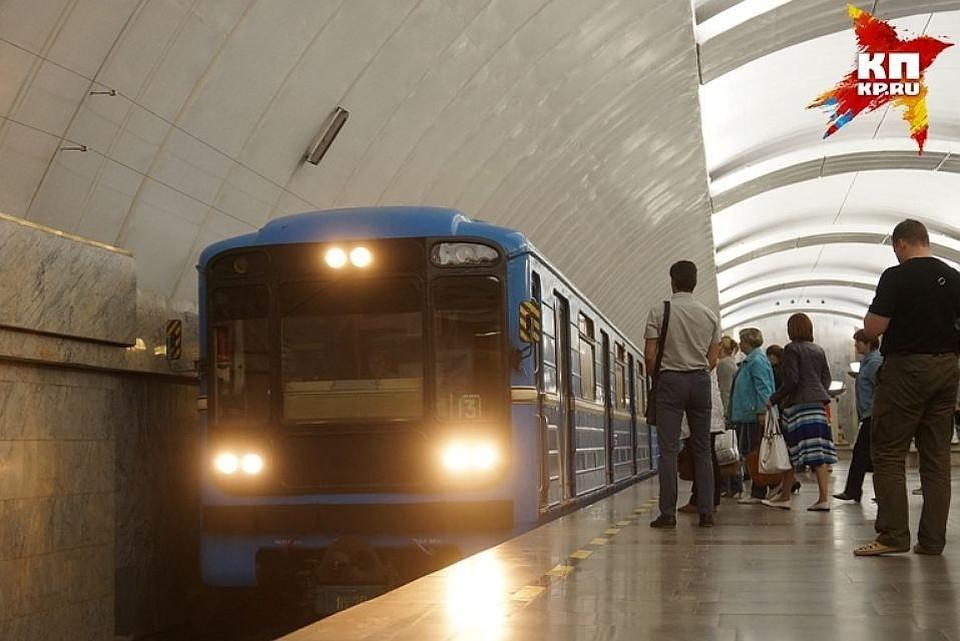 В московском метро восстановили движение на салатовой ветке