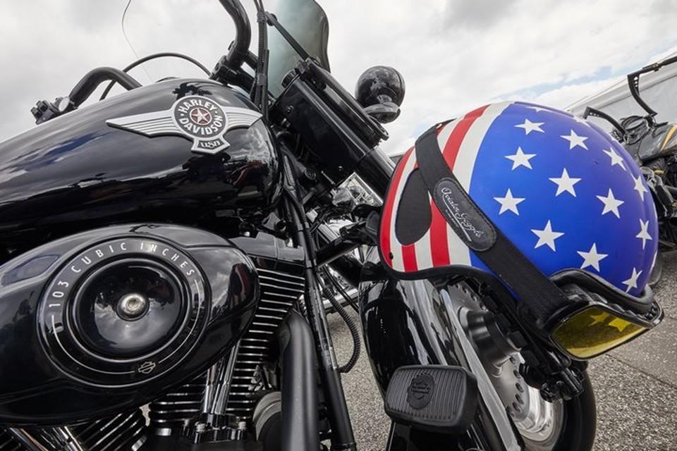 Компания Harley-Davidson планирует производить свои мотоциклы не на территории США
