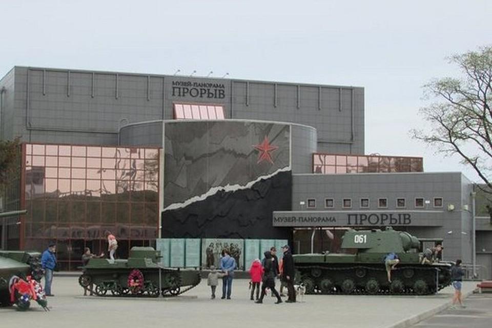 """Диорама """"Прорыв"""" была открыта несколько месяцев назад. Фото: архив """"КП"""""""