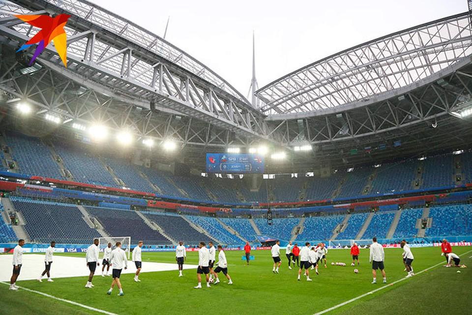 Швеция - Швейцария 3 июля 2018: Прямая онлайн-трансляция 1/8 финала чемпионата мира по футболу.