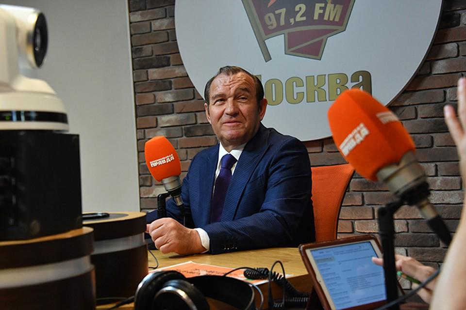 Заместитель мэра Москвы Петр Бирюков рассказал о работе коммунальных служб в дни Чемпионата