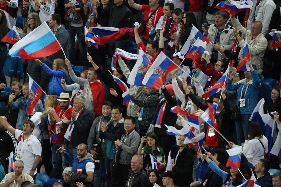 Большинство россиян верит в победу сборной РФ в матче с Хорватией