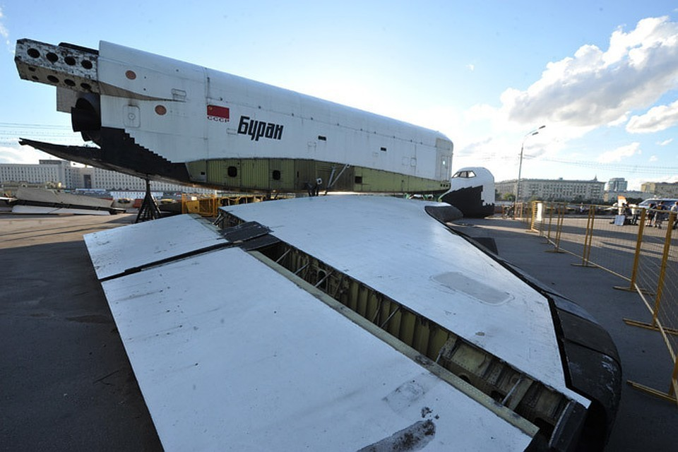20 лет назад Тушинский машиностроительный завод выпускал пилотируемые орбитальные корабли «Буран»