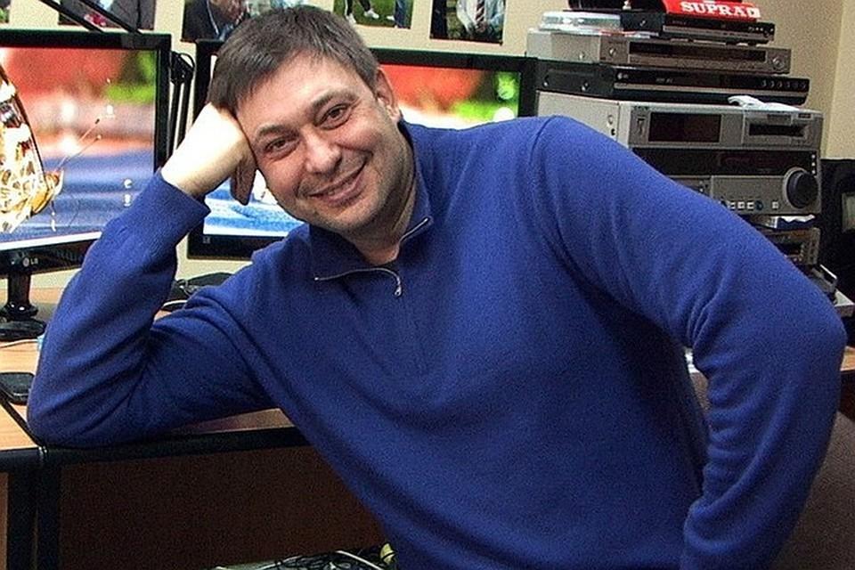 Главред «РИА Новости Украина» Кирилл Вышинский Фото: Личная страничка героя публикации в соцсети