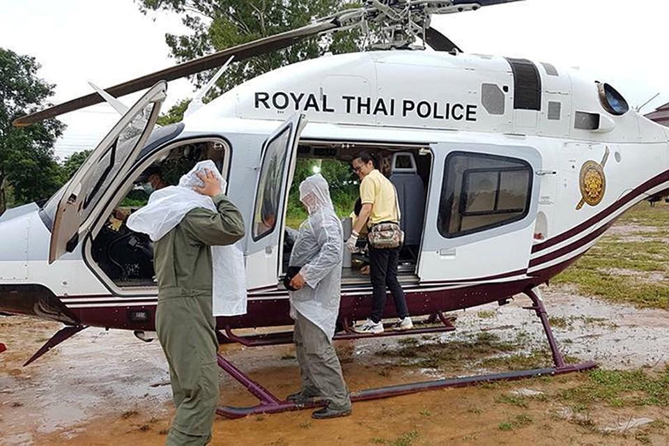 Всех спасенных немедленно доставили в больницу