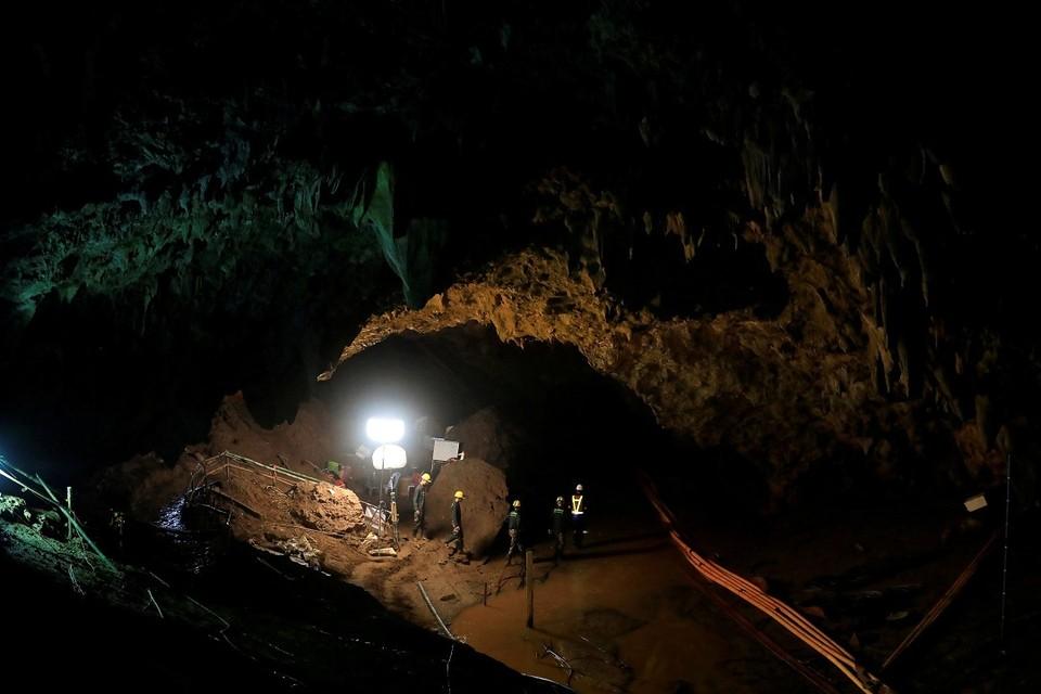 Пещера в Таиланде, где 12 детей с тренером провели 2 недели, станет туристическим объектом