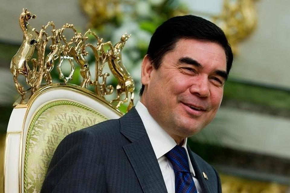 Президент Туркменистана зачитал рэп вместе с внуком