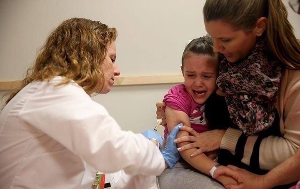 В ДНР достаточно вакцины. Фото: facebook.com