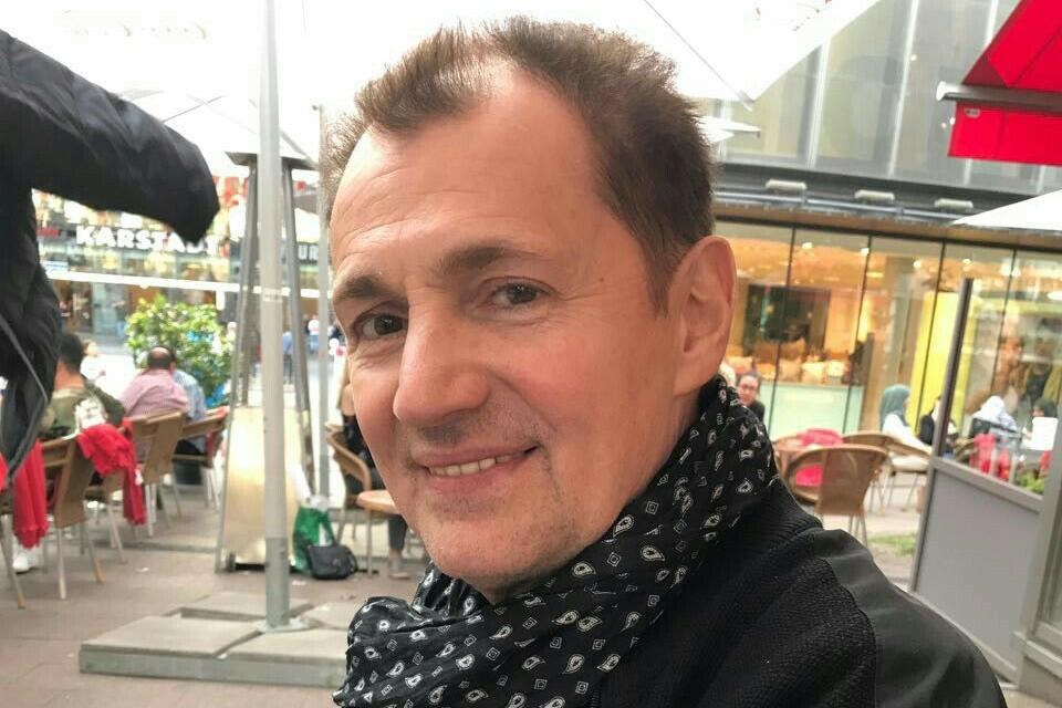 Бывший солист группы «Доктор Ватсон» Игорь Браславский
