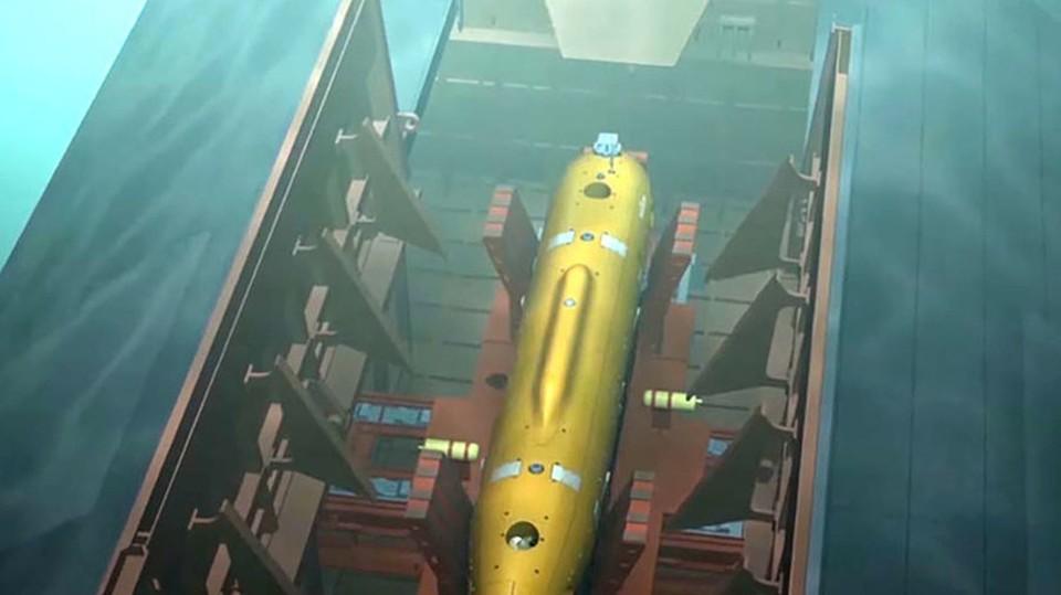 В Минобороны рассказали о способности системы «Посейдон» поражать авианосцы противника