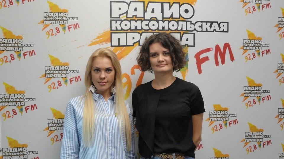 абсолютная чемпионка Нижегородской области по фитнес-бикини Анастасия Тимофеева и врач-онколог Оксана Гаранина