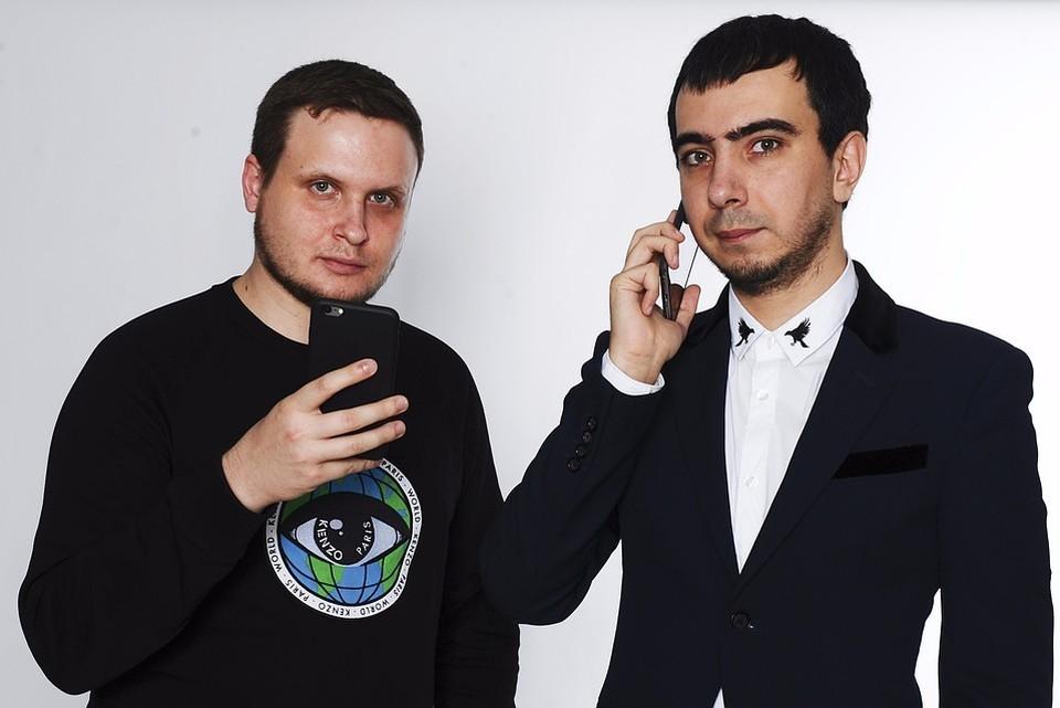 Пракеры Владимир Кузнецов (Вован) и Алексей Столяров (Лексус)