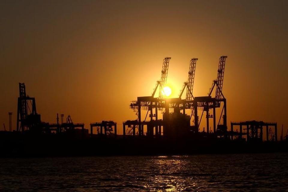 В порт Одессы прибыли корабли стран НАТО