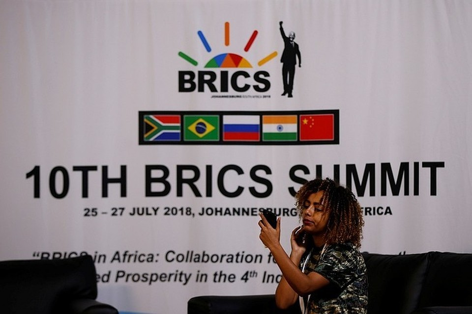 В Йоханнесбурге проходит десятый саммит БРИКС