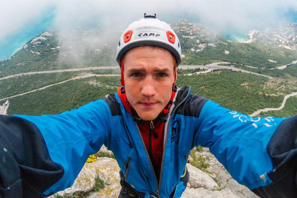 Иркутский альпинист Сергей Глазунов погиб при восхождении на вершину «Латок-1» в Пакистане. Фото: соцсети.