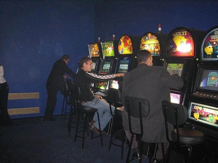 автоматы незаконные игровые