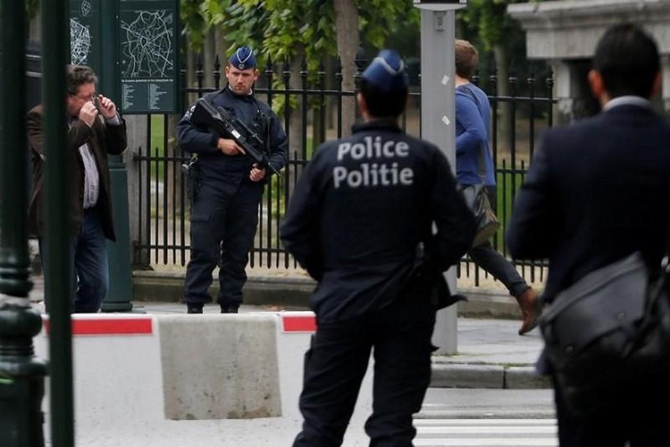 В Бельгии мужчина устроил взрыв на спортивной площадке