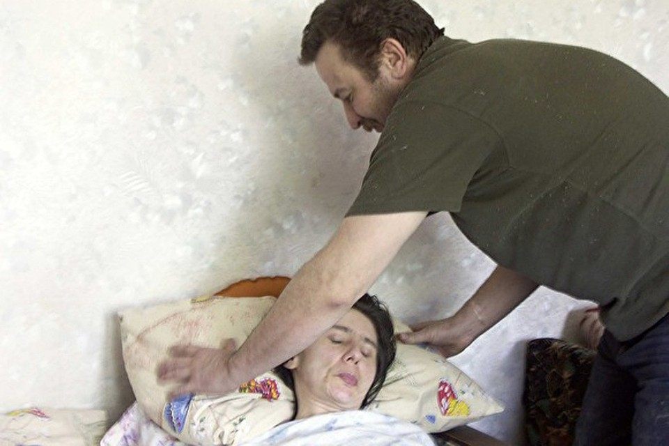 Нина Гусева впала в кому после родов. Фото: Виктор ЗАГВОЗДИН.