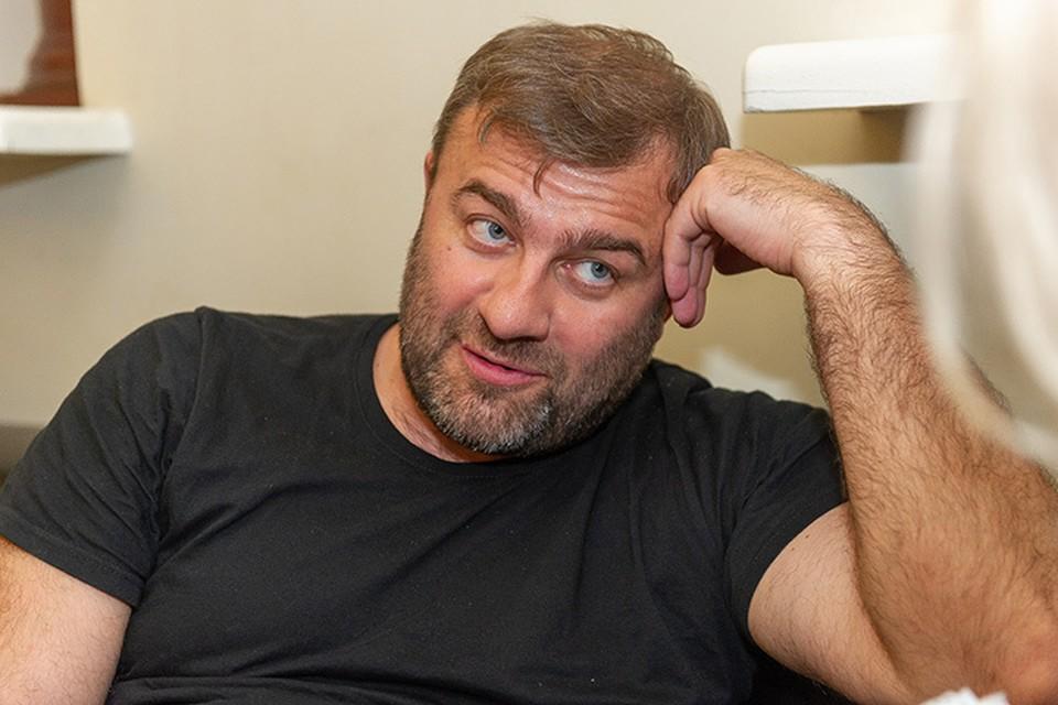 Герой Пореченкова в «Агенте национальной безопасности» будет вести свое расследование.