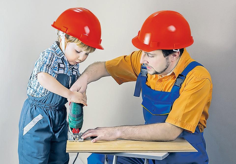 Самые важные правила техники безопасности, как и ПДД, хорошо бы учить прямо с детства. Фото: фотобанк Лори.