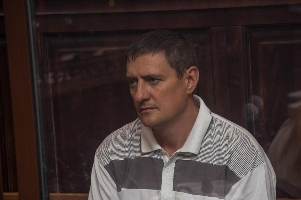 Андрей Бурсин пытался покончить с собой в следственном изоляторе
