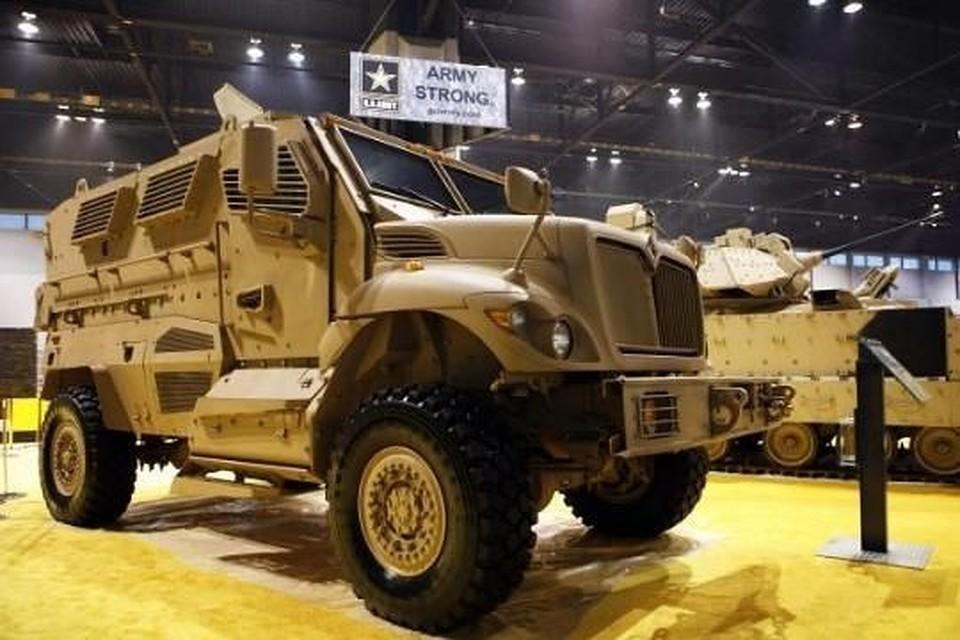 Вооруженные силы США в ближайшее время получат новые мобильные системы радиоэлектронной борьбы EWTV