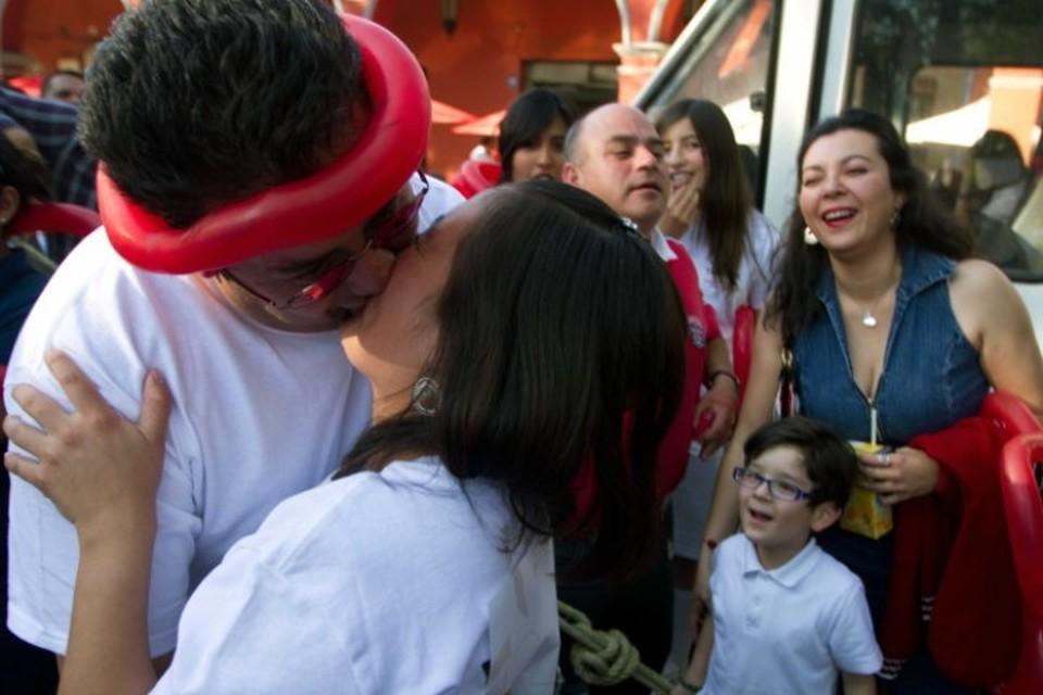Власти мексиканского города Гвадалахара приняли закон, разрешающий занятие сексом в публичных местах