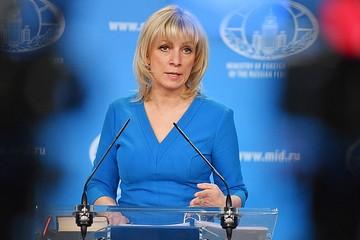 Мария Захарова: Американские санкции ломают принципы международной дипломатии