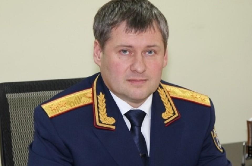Михаил Богинский приедет из Тюмени. Фото: официальгный сайт СКР