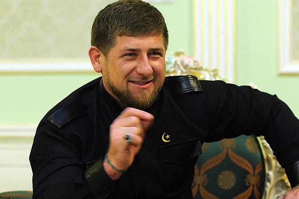Рамзан Кадыров вернулся в Instagram